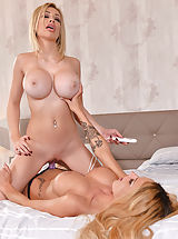Chelsey Lanette along with Chessie Kay